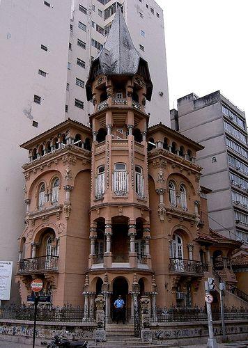 Little Castle: Castelinho do Flamengo - Rio de Janeiro, Rio de Janeiro