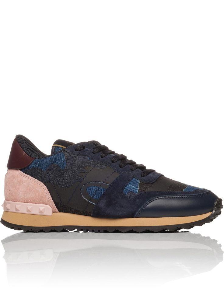 Lace Sneaker | David Jones