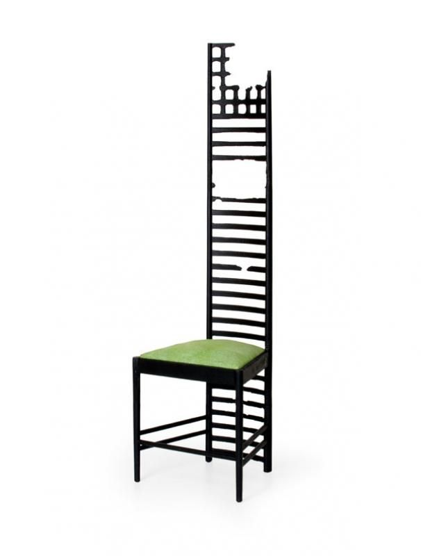 "Maarten Baas ""Smoke"" Collection Dining Chair"