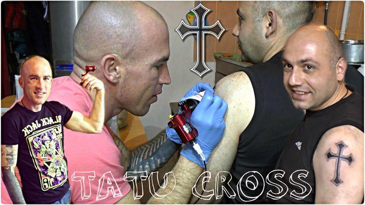 Татуировка Крест Разговор по душам с мастером тату Уфа Tatu Cross Мысля ...