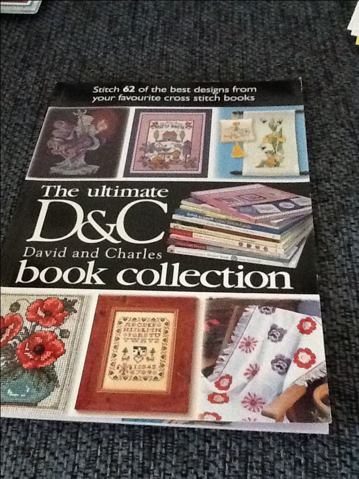 62 The Ultimate D&C David and Charles Book Collection  Hardcopy