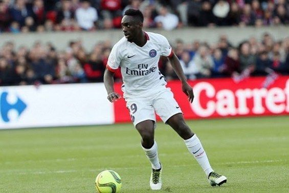 Jean Kevin Augustin - a player that can play all forward positions. Slick finish and quick as can be watch out for this boy moving forward  #footyscout #football #soccer #footy #thebeautifulgame #instasoccer #instalike #soccerplayer #soccerislife  #footballer #blogger #mls #follow #love #me #soccergame #futbol #footballclub #soccerball #footballmatch  #instadaily #soccerteam #instagood #footballblog #futebol #psg #parcdesprinces #france #paris