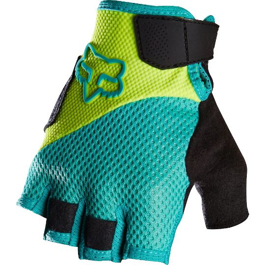 Fox Reflex Short Gel Womens Glove Flow Yellow (MTB16)