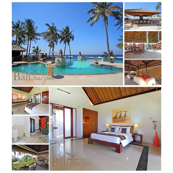 Siddartha Dive Resort and Spa is an exquisite boutique hotel focused on providing a premium vacation experience for both divers and non-divers.  Click on the link to reserve your room now! http://www.balihotelguide.com/booking/hotels/551/siddhartha-ocean-front-resort-and-spa.aspx