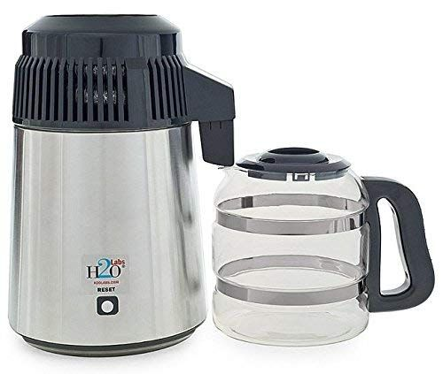 240 Volt Stainless Steel Water Distiller With Best Quality Glass