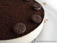 Tarta Oreo Thermomix - Los postres de mami – Recetas fáciles y dulces
