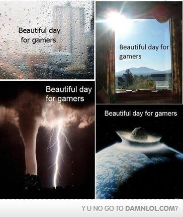 Everyday Is A Beautiful Day - Damn! LOL