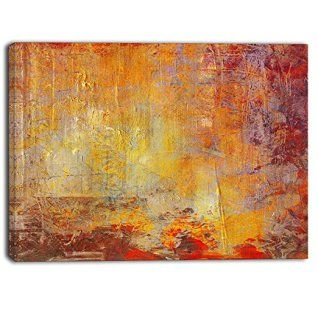 Orange wall art is the perfect type of fall wall art to use  in your home. In fact fall canvas art is  especially trendy this time of year.  Whether it be an orange wall clock, orange canvas art or even orange  wall hangings you will find something perfect to decorate your home for  #autumn.    rustic orange abstract canvas wall art