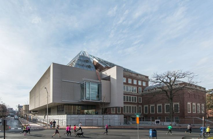The renovated and expanded Harvard Art Museums designed by Renzo Piano merges three major art museums, as well as old and new architecture, under one roof