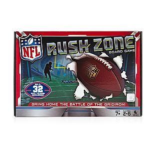Techno source nfl rush zone board game