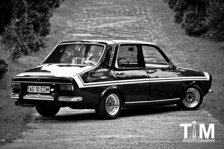 Dacia 1300 Black Beauty - Tuning cu aroma retro-Dacia 1300 Black Beauty - Tuning…