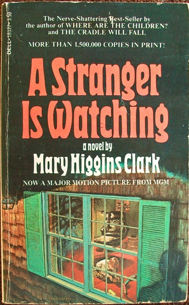 a review of the book a stranger is watching by mary higgins clark Mary higgins clark is an american author well known for her bestselling  suspense novels  mary higgins clark's second suspense novel sold for $15  million  several of mary higgins clark's novels have been adapted into movies  including a stranger is watching, where are the children, we'll  literature  summary.