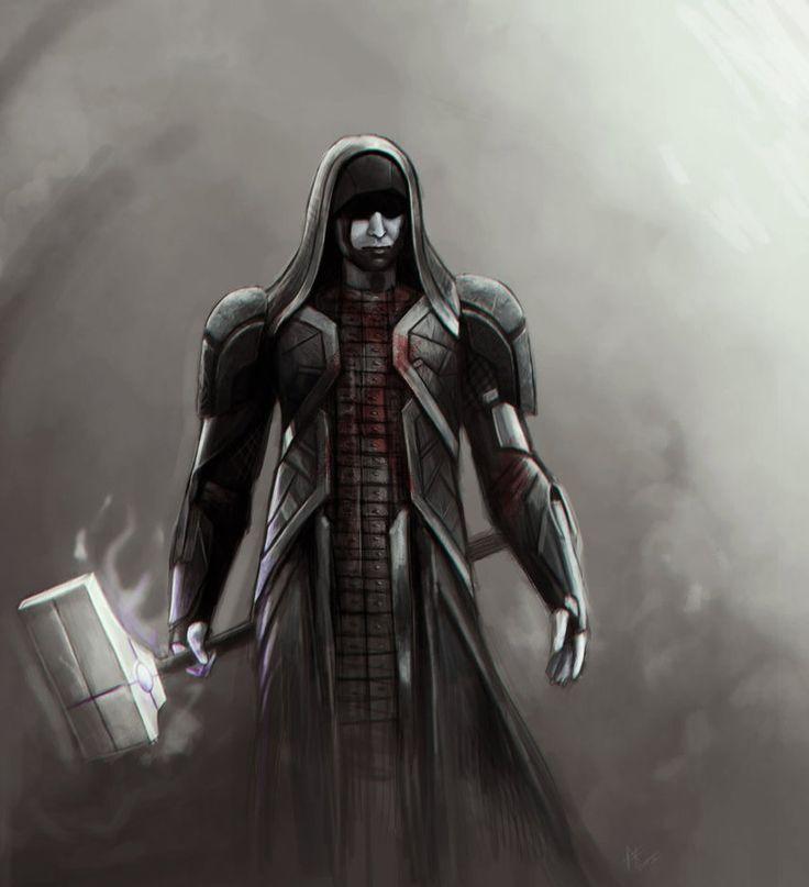 Ronan the Accuser by Ancha-Snow1 on DeviantArt