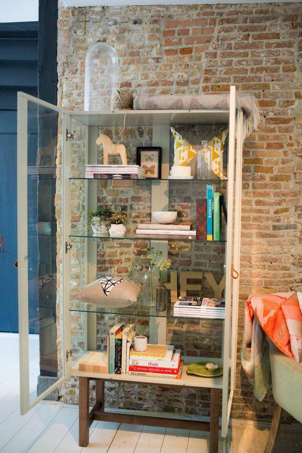 IKEA Stockholm Cabinet Design Furniture Pinterest