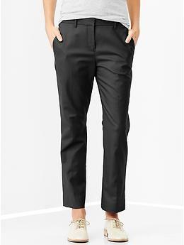 Tailored crop pants | Gap