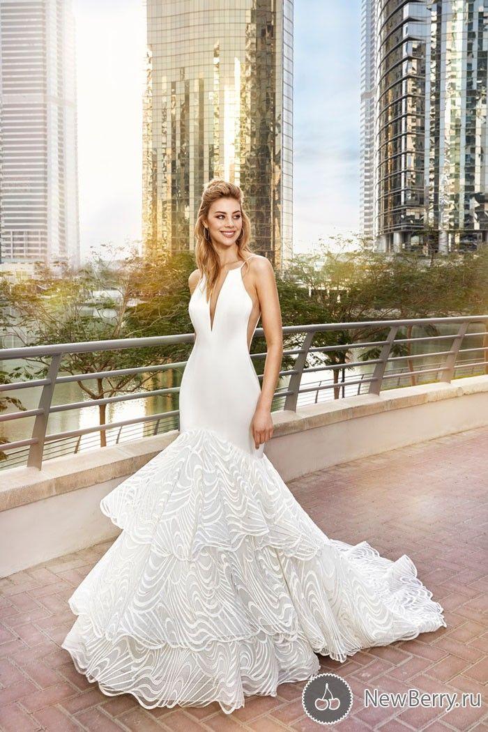 Свадебная коллекция платьев Eddy K. 2017