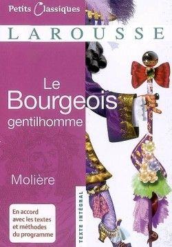 Le bourgeois gentilhomme-Molière