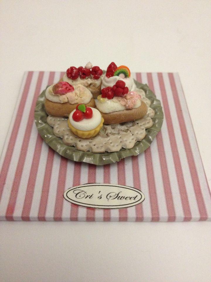 Mini pasticceria Cri's sweet
