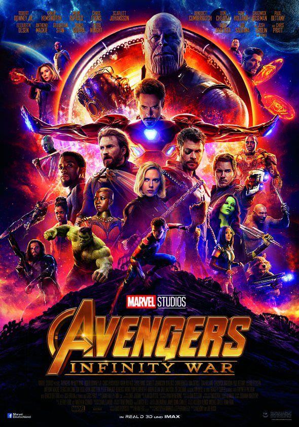 Avengers Infinity War 2018 Dual Audio Hindi 720p Tc 1 3gb Hdrip