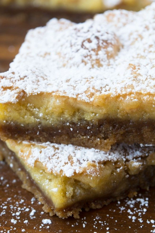 Crack Pie Bars are an utterly addictive and easier version of the famous Crack Pie from Momofuku