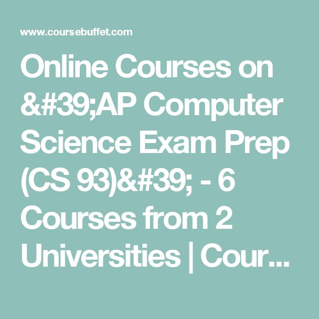 38 best homeschooling science images on pinterest chemistry gym online courses on ap computer science exam prep cs 93 6 fandeluxe Images