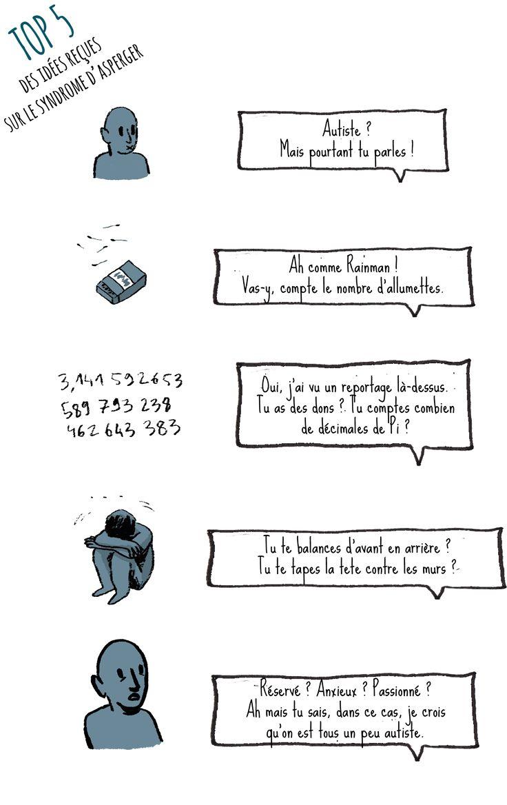 Syndrome De Tout Garder #8: Syndrome Du0027Asperger, Dans La Peau Du0027un Extra-terrien