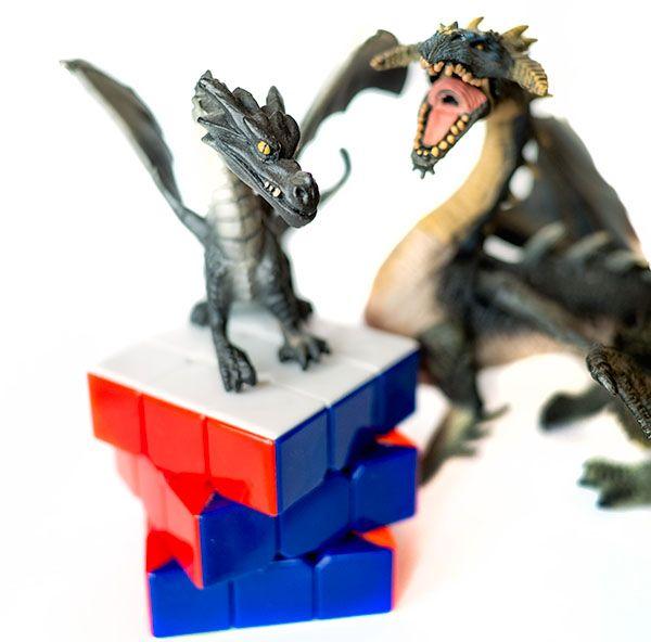 Solución Rubik: Como resolver o armar el cubo de rubik en un solo ...