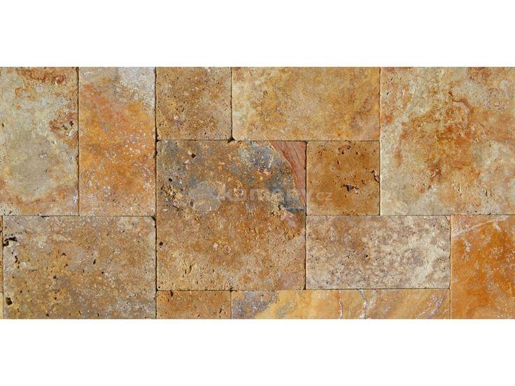 Lima Aurum je obkladový a dlažební kámen vyrobený z travertinu. Lze jej použít v…