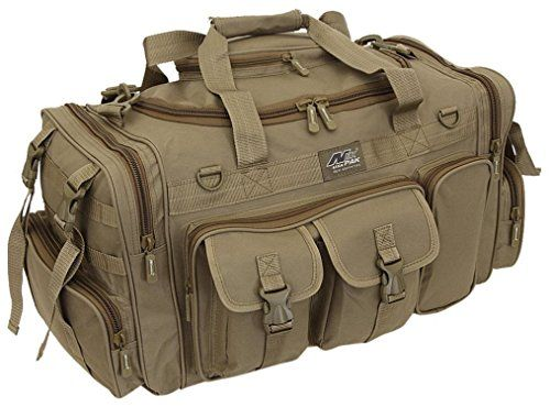 This mens womens large outdoor duffel bag is ideal for military tactical assault gear cargo hiking camping hunting sports and gym....
