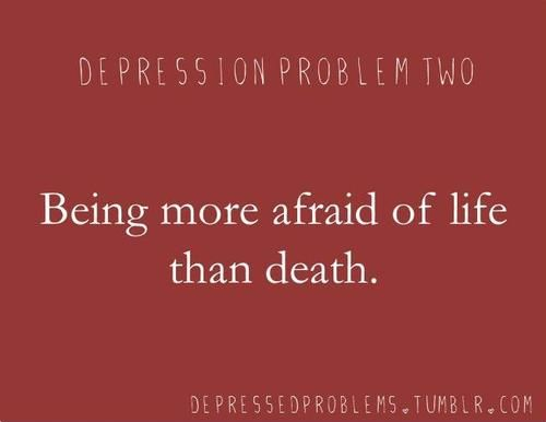 Depression Problem Two