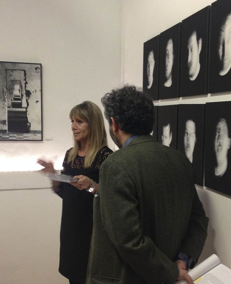"""La presentazione di """"Scusate per il disturbo"""" di Micaela Scapin alla ATB Art Gallery di Torino"""