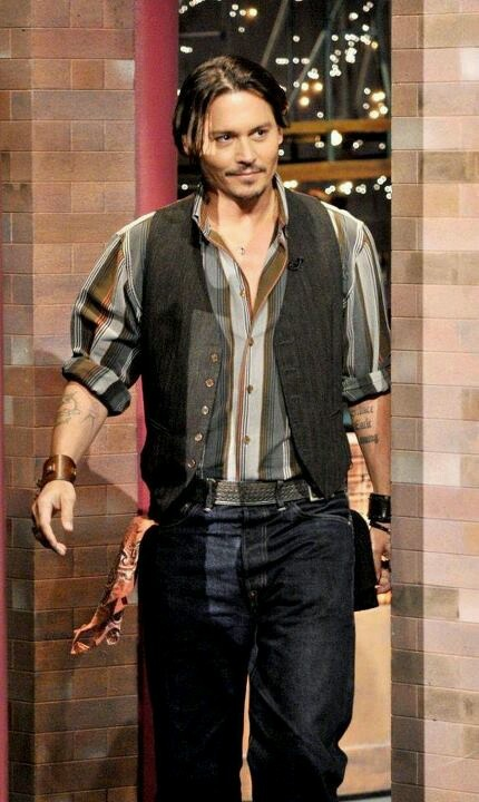 Johnny Depp fit at 50: His sexiest pictures ever and 10 reasons why we still…