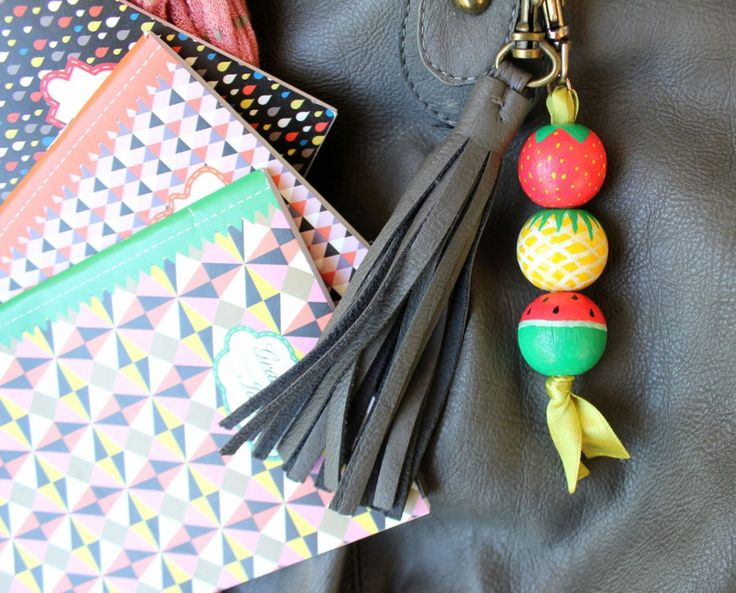 diy-perles-bois-ananas-pasteque-fraise-bijoux