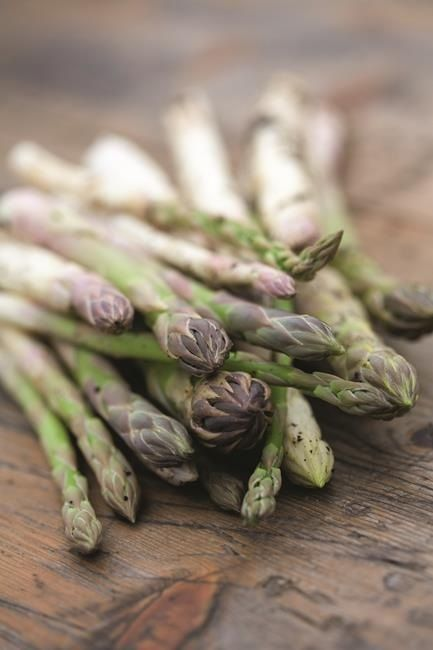 Learn how to plant and grow asparagus crowns and harvest their delicious spears.