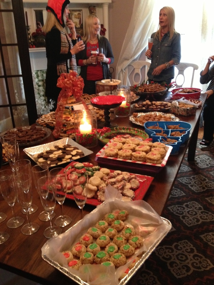 Cookie Party- Paula Deens Gooey Pumpkin Bars