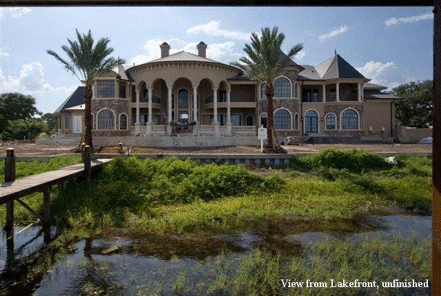 Luxury Home Architect Plan designs for Custom Estate houses in ...