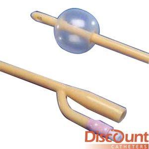 Kendall-Covidien - 403720 - 20 Fr 30 Cc Silicone Elastomer Foley Catheter