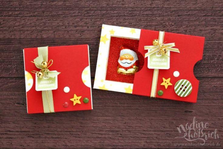 weihnachts goodies mit stampin 39 up. Black Bedroom Furniture Sets. Home Design Ideas