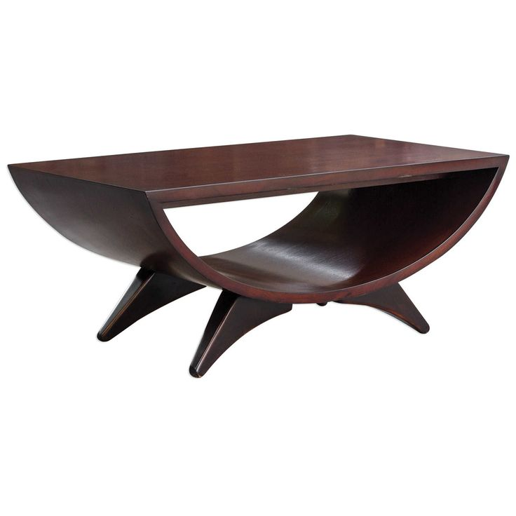 Uttermost Ivo Mid-Century Coffee Table