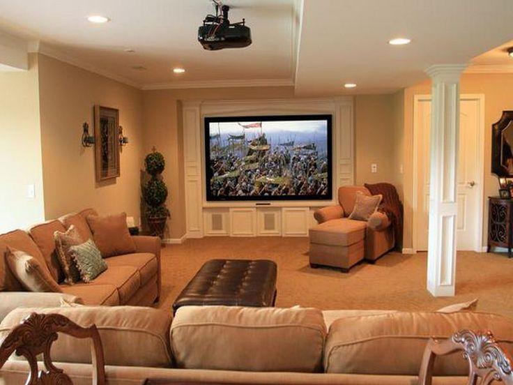 83 best basement ideas images on pinterest