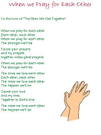 prayer songs christian with lyrics