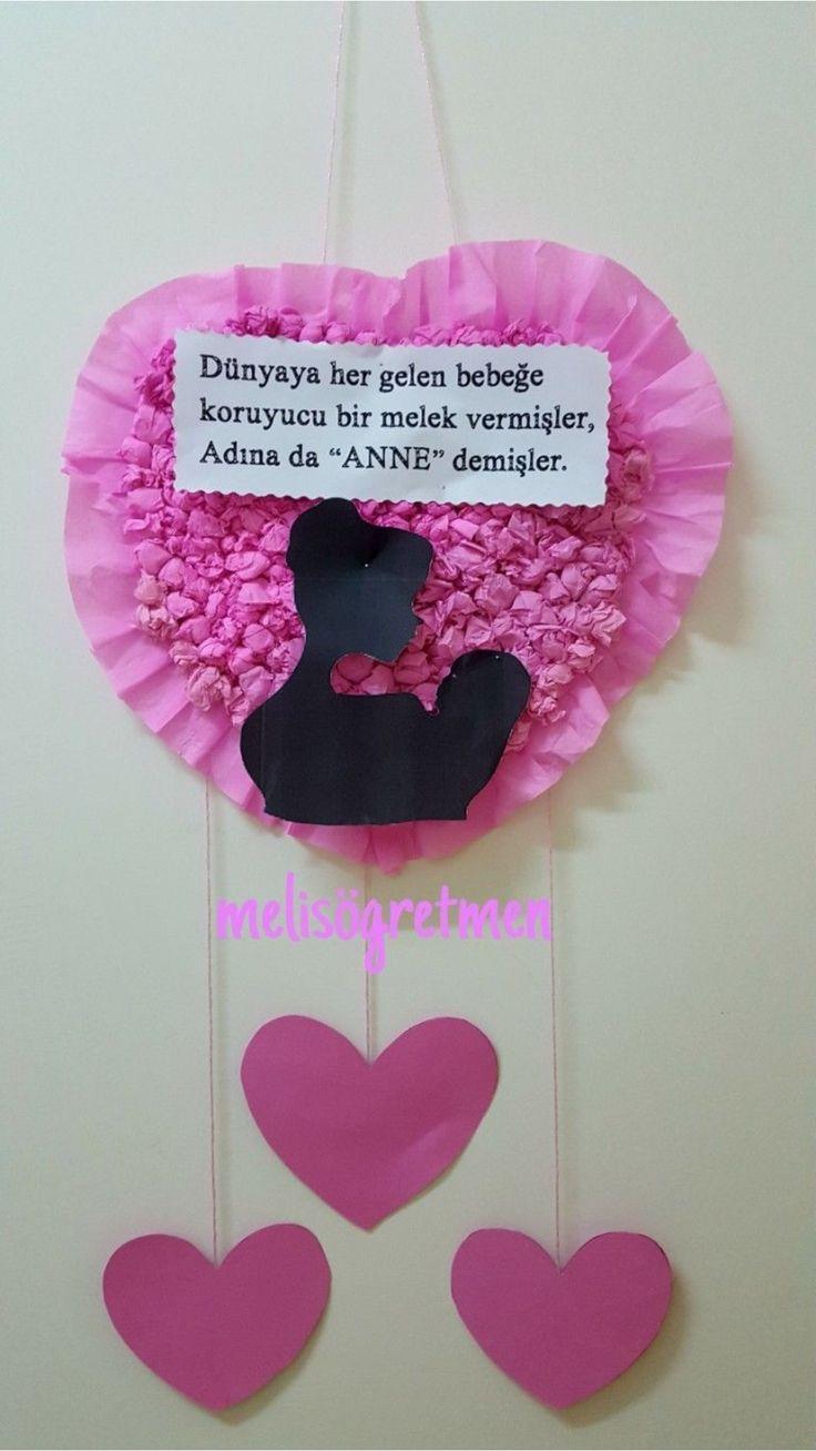 Anneler günü etkinlik
