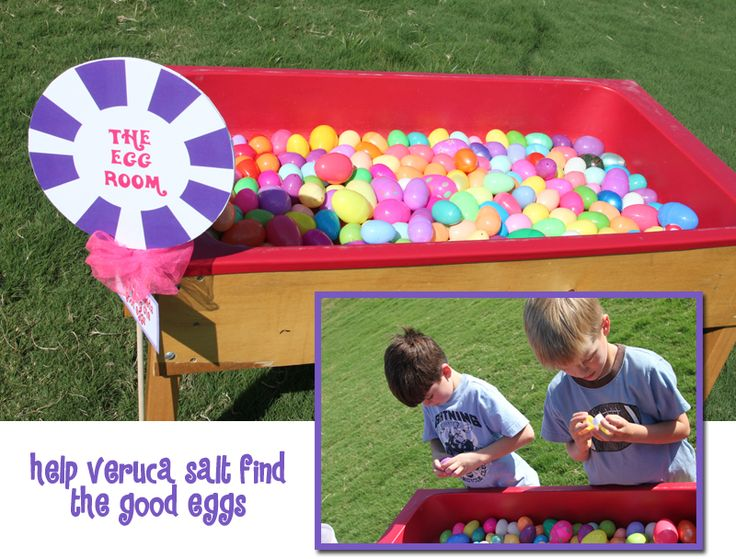 Pigskins & Pigtails » Blog Archive » Charlie and the Chocolate Factory Birthday Party – Willy Wonka