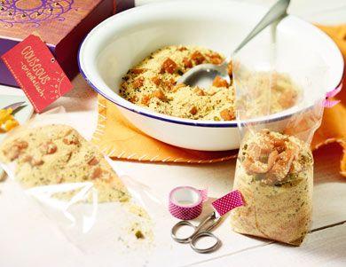 MAGGI Rezept Couscous zum Verschenken