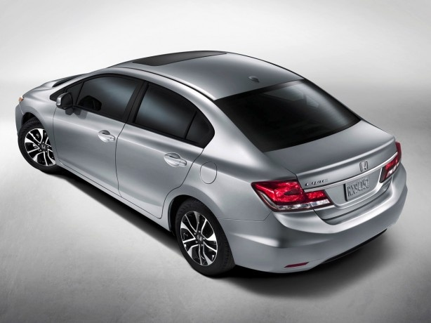 2013 Honda Civic Price and Review