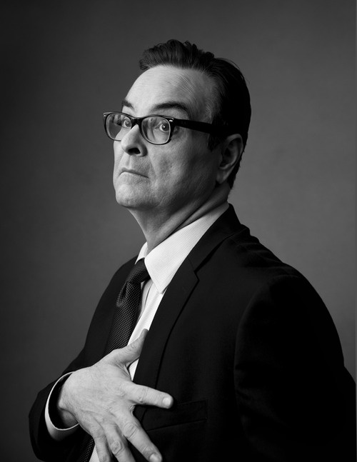 The incomparable Steve Higgins. Love him, hilarious!