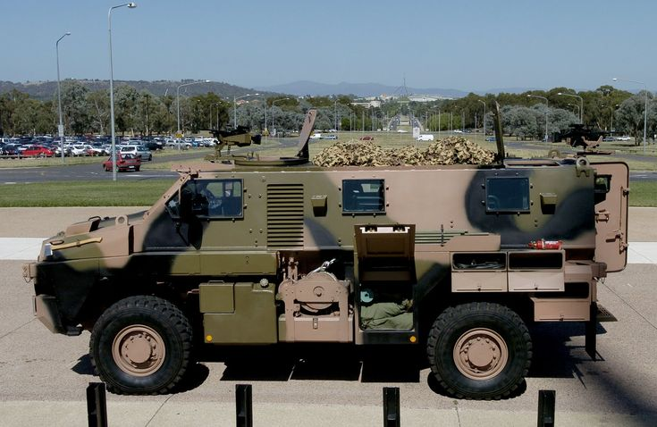Bushmaster would be used by the Australian Defence Force to transport troops into battle and provide protection against land mines, mortars ...