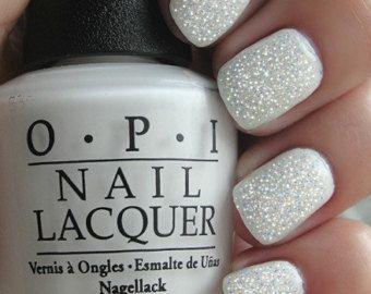 OPI Royal Blue Matte Manicure opi St. Marks The by LoveThoseNails