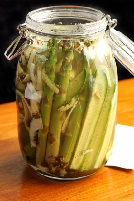 Another Fridge Pickle Recipe. Using Storebought pickling spice and Kirby Cucumbers.