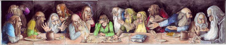 The Hobbit by ringbearer80.deviantart.com on @deviantART